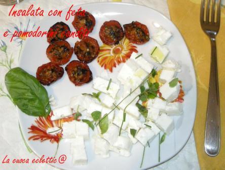 insalata con pomodorini
