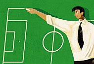 campionato campo calcio
