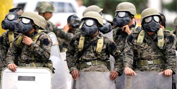 honduras-esercito