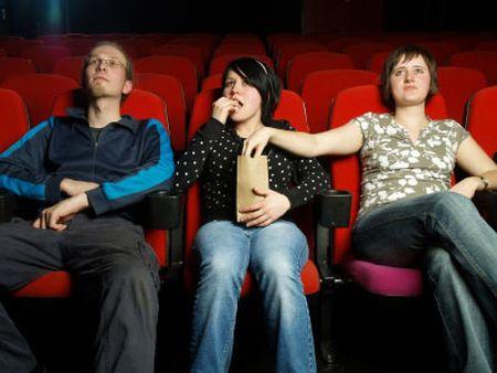 cinema e popcorn