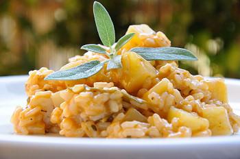 risotto patate