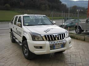 GA200 vista anteriore