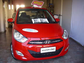 Hyundai Urban Cyticar fronte